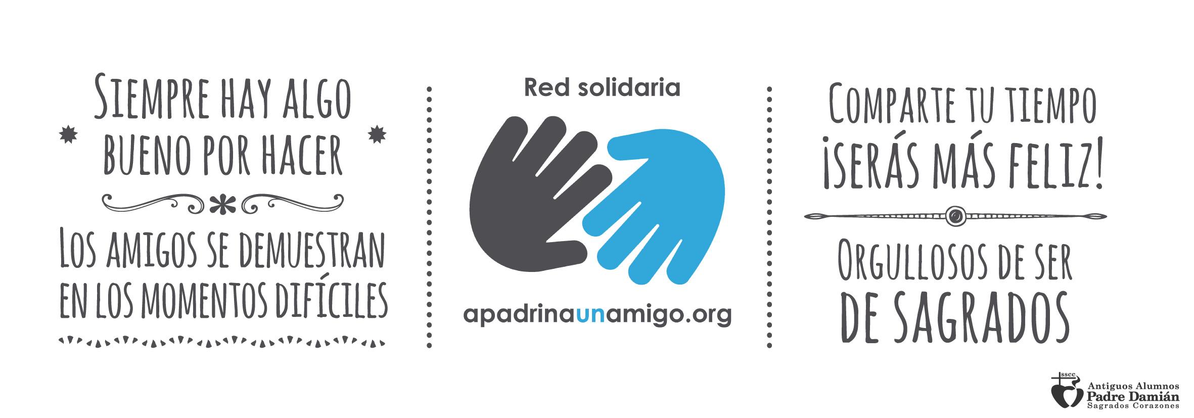"""Proyecto """"Apadrina un amigo"""""""