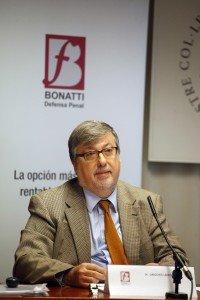 Gregorio Labatut, Presidente de Honor de INBLAC