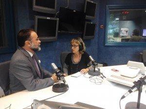 Francisco Bonatti, entrevistado en Catalunya Radio
