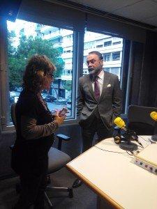 Francisco Bonatti, en Catalunya Radio