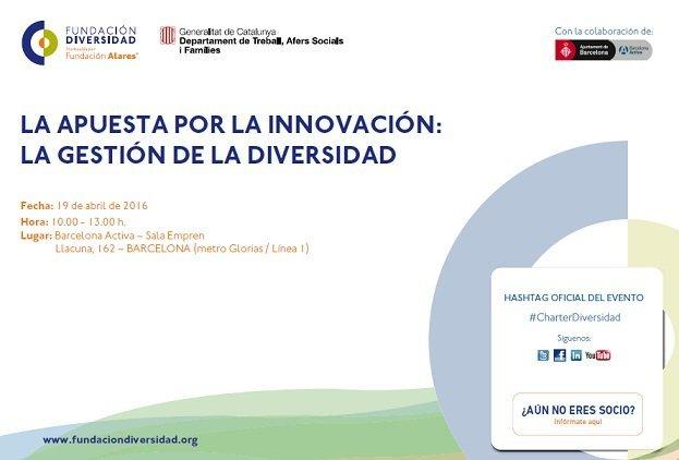 Jornada Charter de la Diversidad