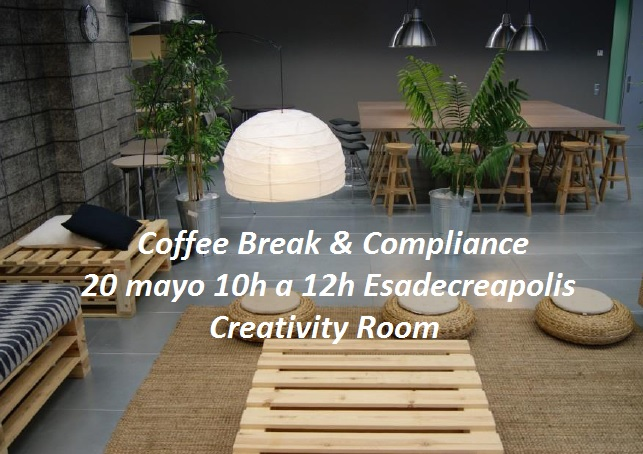 Coffee Break & Compliance en Esadecreapolis
