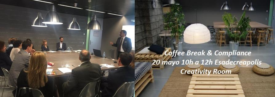 Francisco Bonatti presenta el Modelo de Compliance a empresas de Esadecreapolis