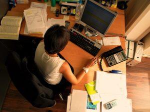 La gestión de nuestro despacho es poco jerárquica y bastante femenina