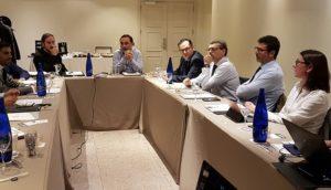 Jornada Despachos Asociados de la Red Bonatti para Compliance Madrid 25-26 Noviembre