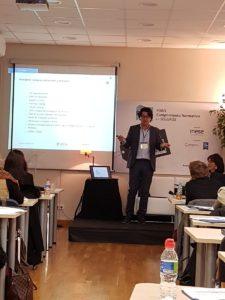 Francisco Bonatti y Joaquin Mena en el Foro de Cumplimiento Normativo en Seguros de INESE