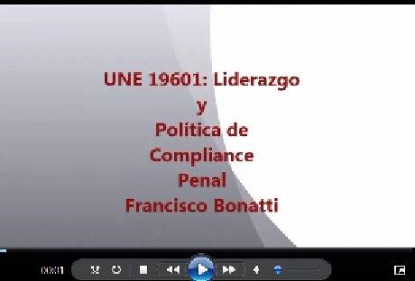 Norma UNE 19601: Liderazgo y Política de Compliance Penal