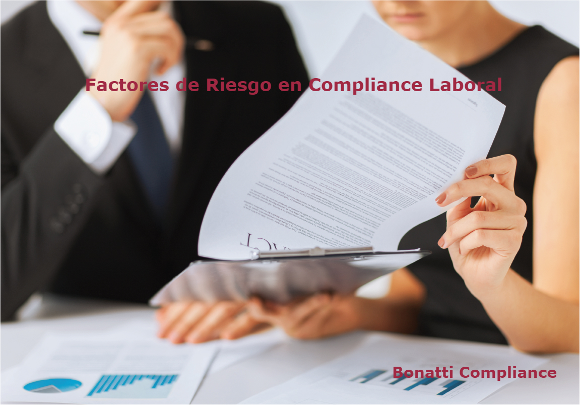 Factores de Riesgo en Compliance Laboral