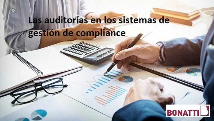 Las auditorías en los sistemas de gestión de compliance